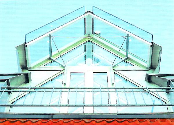 Metallbau Besemann | Stahlbau Ascheberg-Herbern - Dach