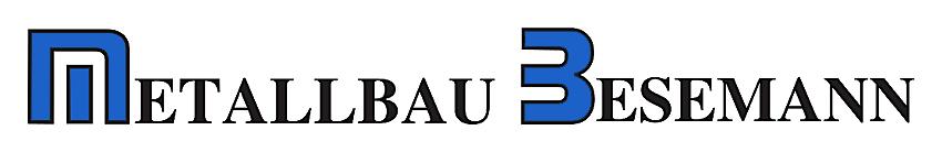 Metallbau, Stahlbau Besemann Ascheberg-Herbern - Logo